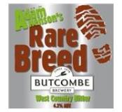 Butcombe Rare Breed